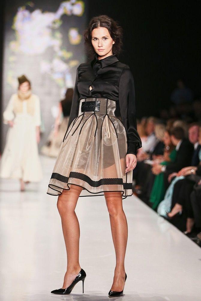 Модні способи носити прозорі речі і не виглядати вульгарно 9