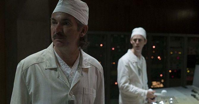 Пол Риттер, звезда сериала «Чернобыль», умер 3
