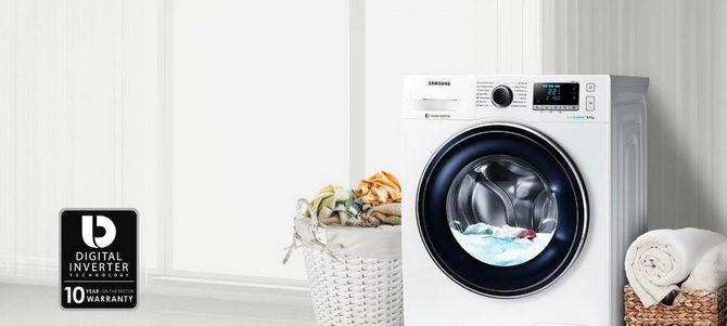 ТОП-5 стиральных машин Samsung 3