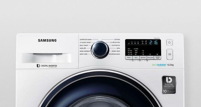 ТОП-5 стиральных машин Samsung 4