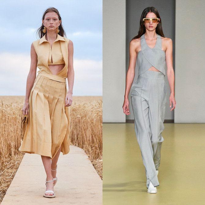 Модные сочетания цветов, которые стоит примерить в 2021 году 2