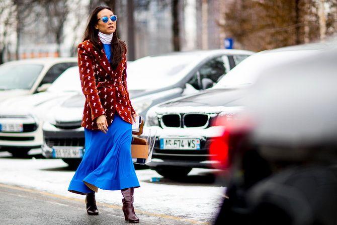 Модные сочетания цветов, которые стоит примерить в 2021 году 22