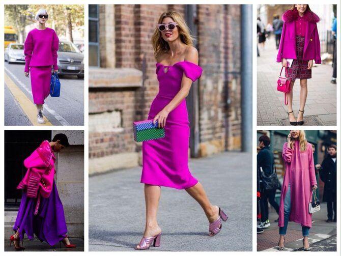 Модные сочетания цветов, которые стоит примерить в 2021 году 26