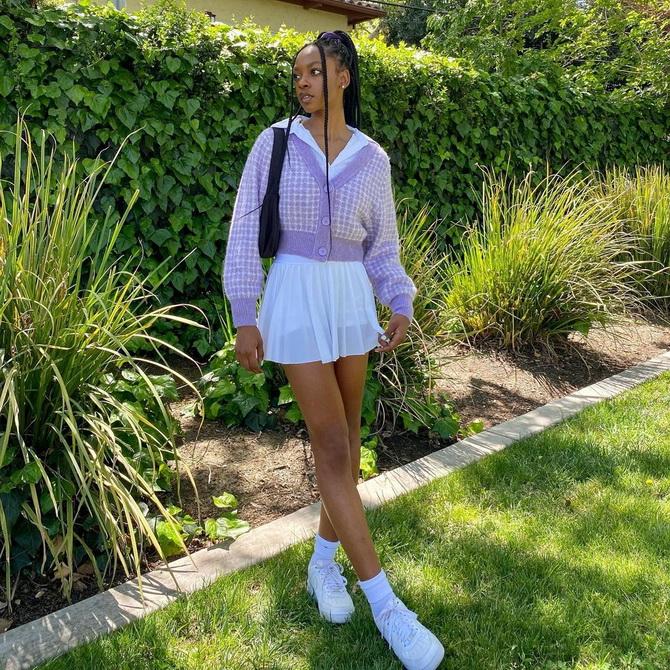 З чим носити тенісну спідницю: стильні варіанти і поєднання 4