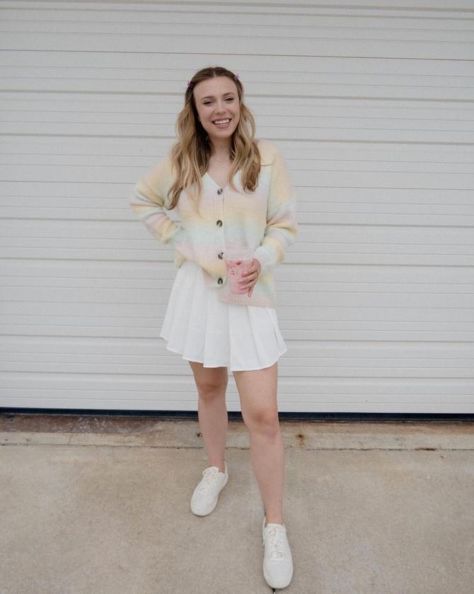 З чим носити тенісну спідницю: стильні варіанти і поєднання 7