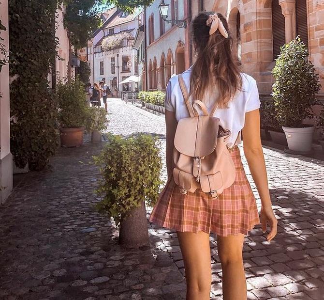 З чим носити тенісну спідницю: стильні варіанти і поєднання 2