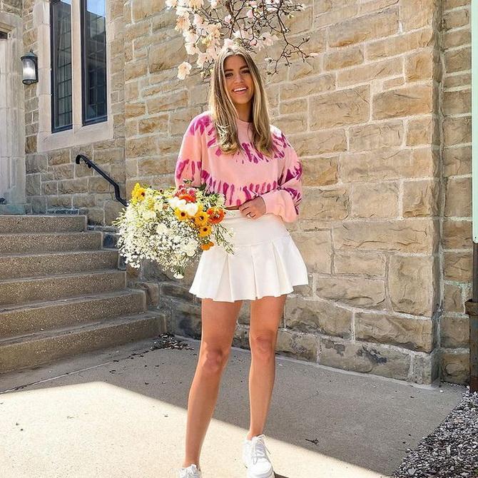 З чим носити тенісну спідницю: стильні варіанти і поєднання 19
