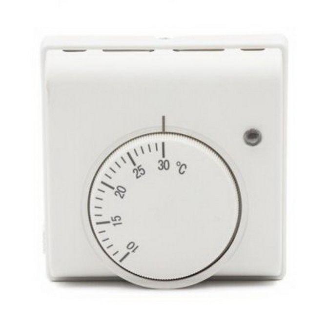 Механический датчик температуры для котла