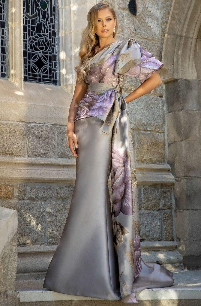 Модні сукні з квітковим принтом на весну 2021 12