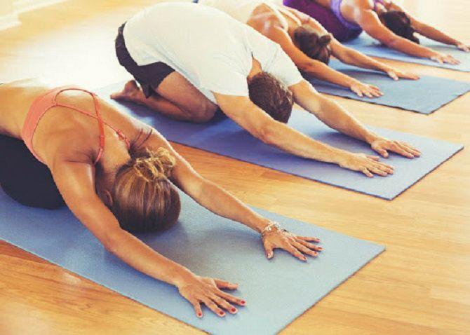 Полегшуємо біль у попереку: 5 кращих прийомів йоги 1