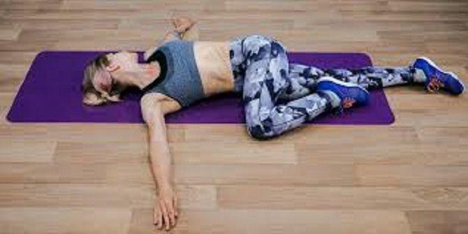 Полегшуємо біль у попереку: 5 кращих прийомів йоги 2