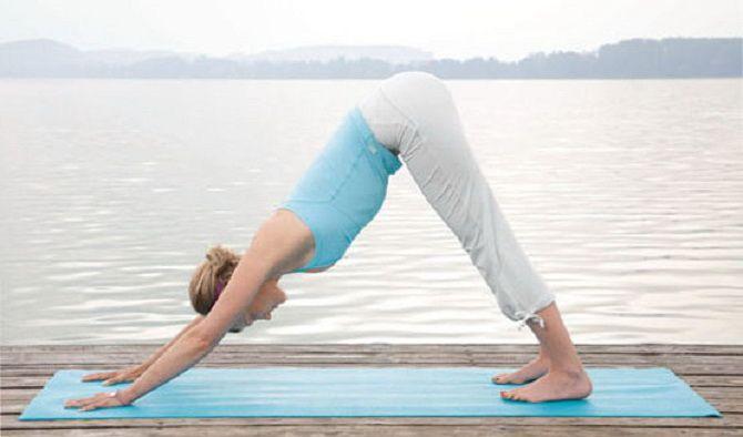 Полегшуємо біль у попереку: 5 кращих прийомів йоги 5