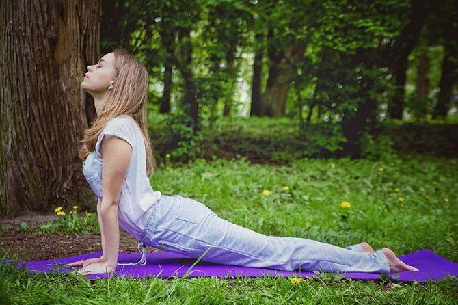 Полегшуємо біль у попереку: 5 кращих прийомів йоги 6
