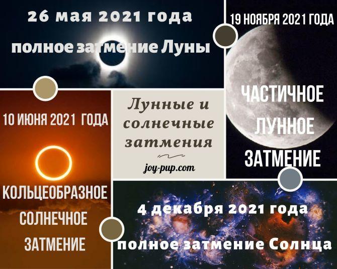 Лунное затмение 26 мая 2021 года: Суперлуние и Кровавая Луна 5