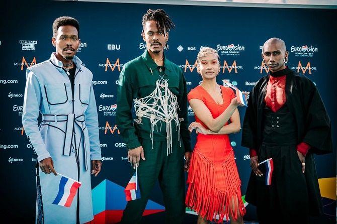 Евровидение 2021: как прошла церемония открытия песенного конкурса? 3