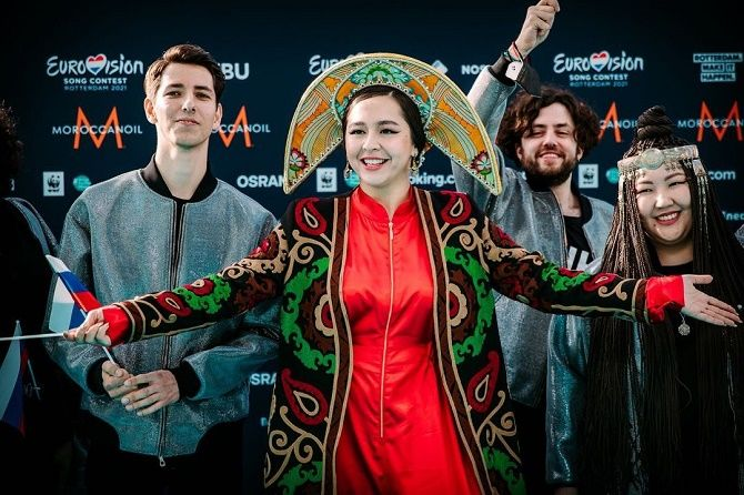 Евровидение 2021: как прошла церемония открытия песенного конкурса? 4