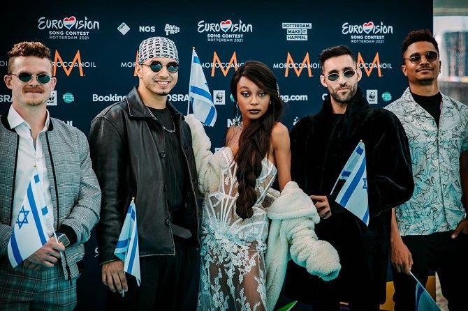 Евровидение 2021: как прошла церемония открытия песенного конкурса? 5