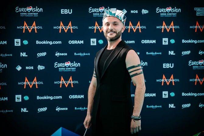 Евровидение 2021: как прошла церемония открытия песенного конкурса? 6