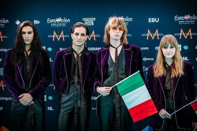 Евровидение 2021: как прошла церемония открытия песенного конкурса? 7