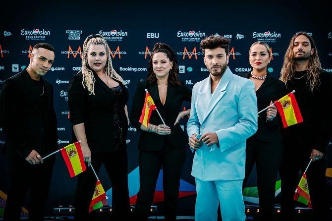 Евровидение 2021: как прошла церемония открытия песенного конкурса? 8