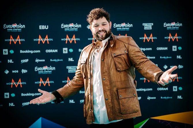 Евровидение 2021: как прошла церемония открытия песенного конкурса? 9