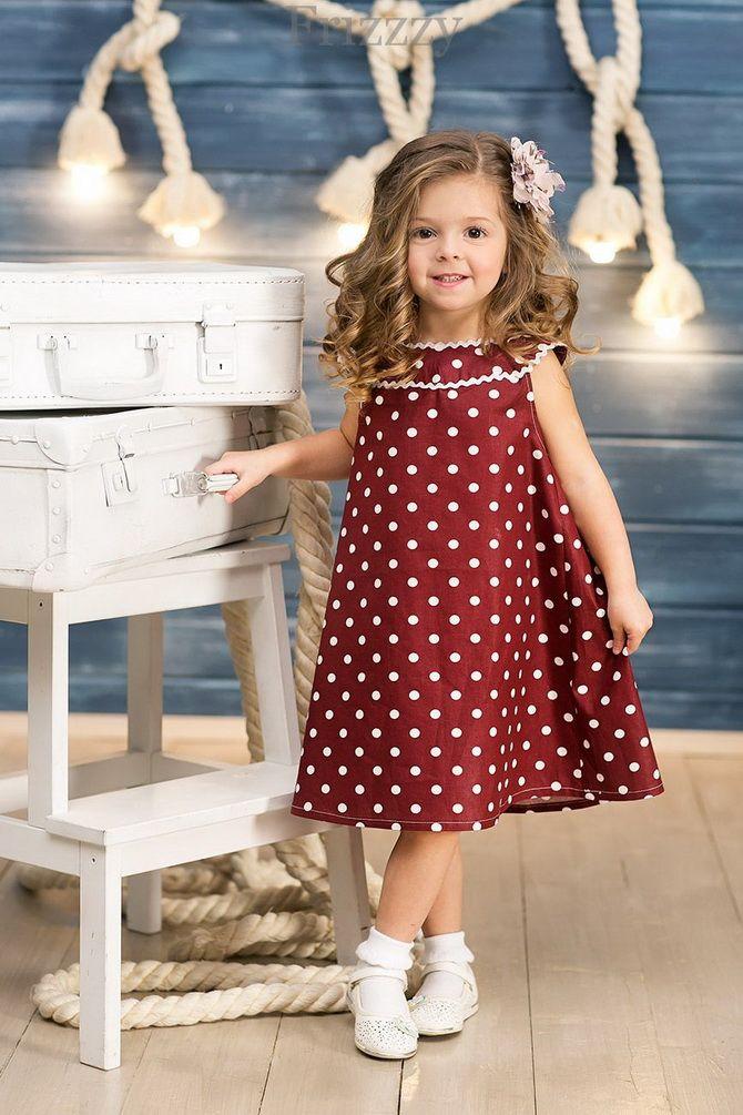 Как выбрать платье для девочки — 4 совета для родителей 2