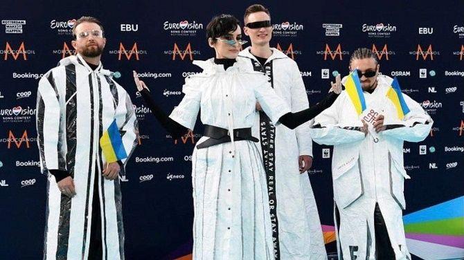 Евровидение 2021: как прошла церемония открытия песенного конкурса? 2