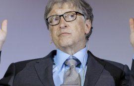 Білл Гейтс пішов з ради директорів Microsoft через інтимний зв'язок з колегою