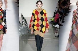 Модная клетка аргайл: что это такое и как носить?