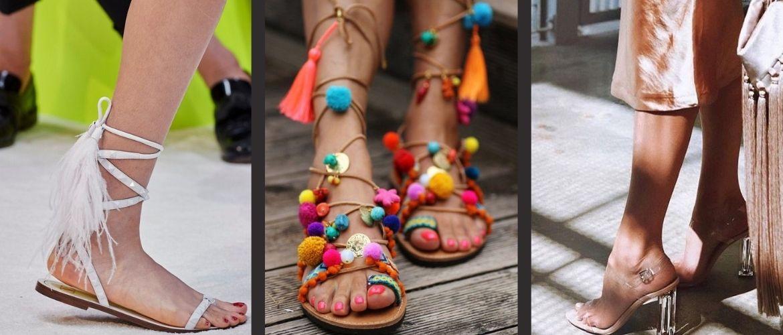 Антитренды летней обуви: что не стоит носить в 2021 году