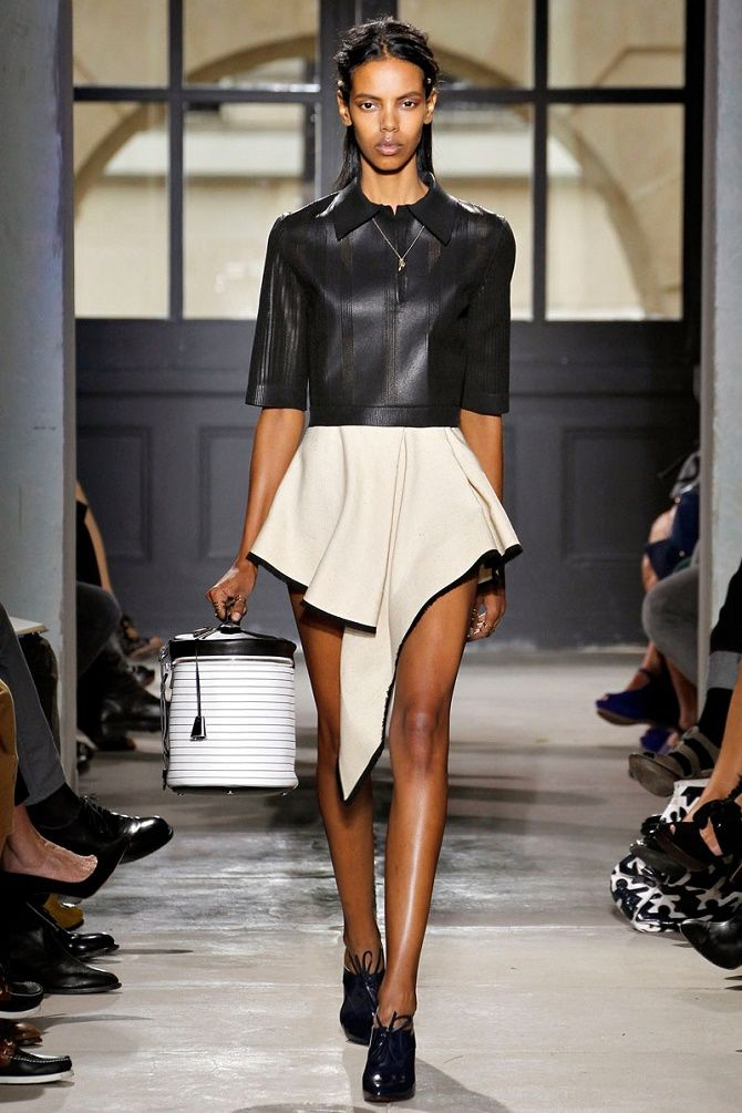 Кожаная рубашка – модная и стильная вещь 2021 года 17