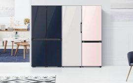 Интерьерные холодильники BESPOKE: в чём «фишка» и где купить