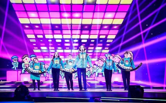 Евровидение 2021: победила Италия 3