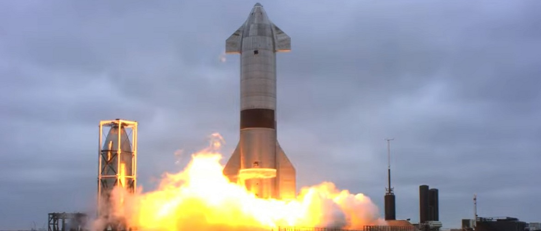 SpaceX вперше успішно випробувала корабель Starship для польотів на Марс