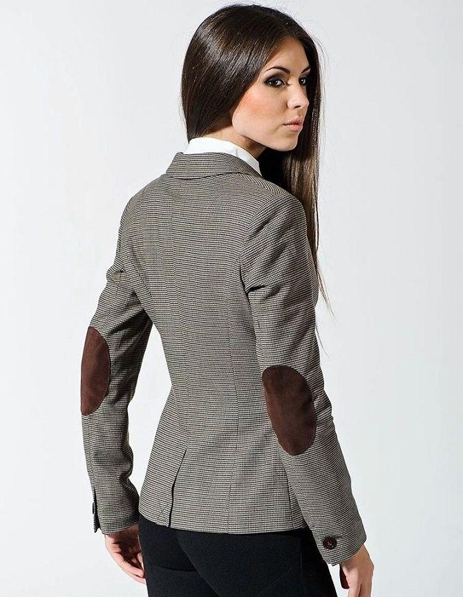 Твидовый жакет – отличный выбор для модниц 3