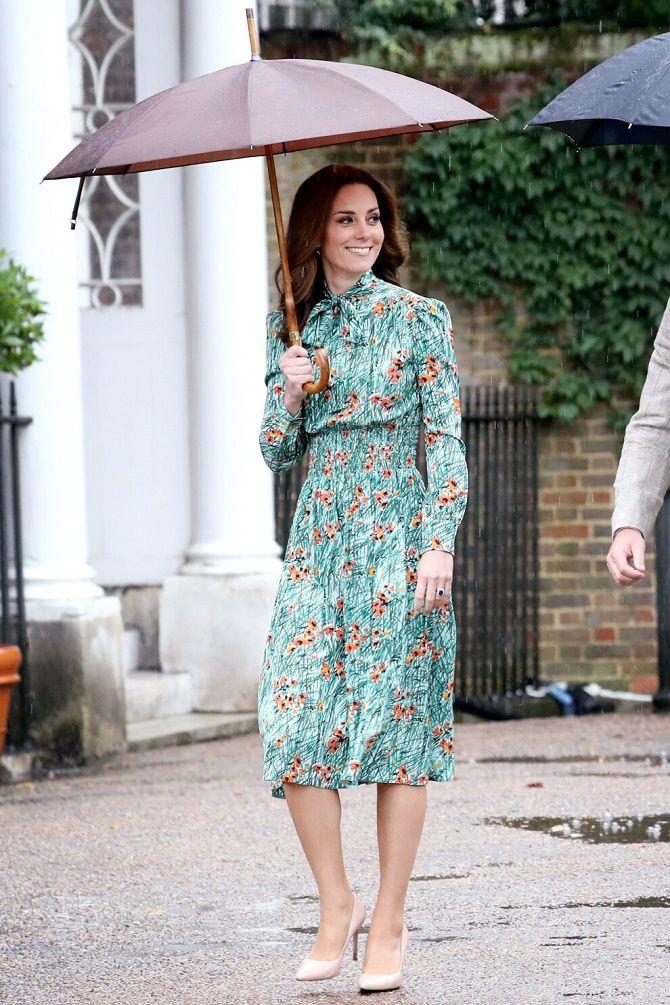 Как носить чайное платье – главный аристократичный тренд лета 1