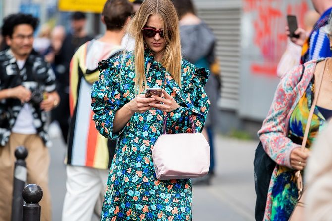 Как носить чайное платье – главный аристократичный тренд лета 10