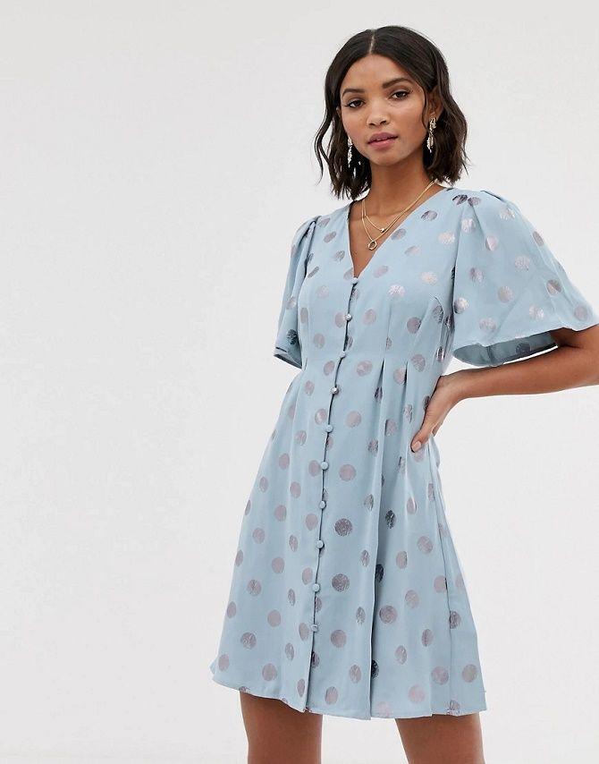 Как носить чайное платье – главный аристократичный тренд лета 11