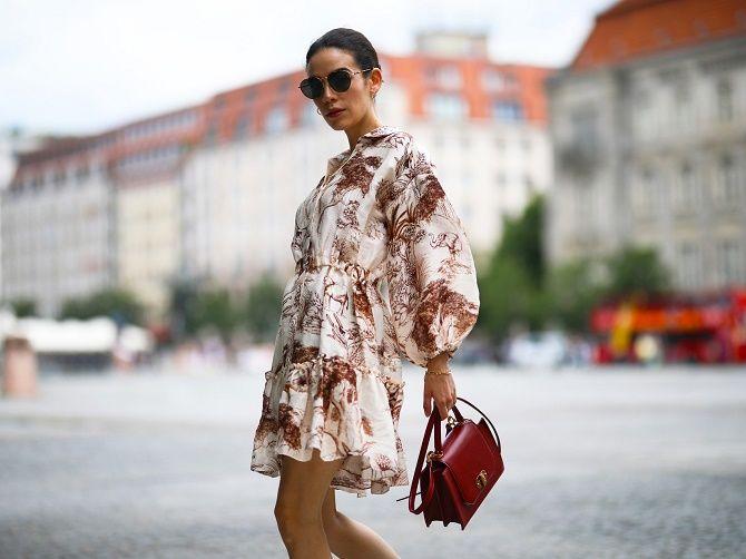 Как носить чайное платье – главный аристократичный тренд лета 13