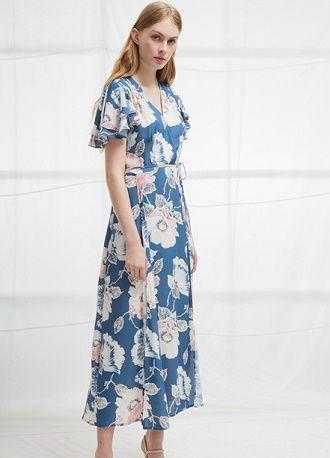Как носить чайное платье – главный аристократичный тренд лета 3