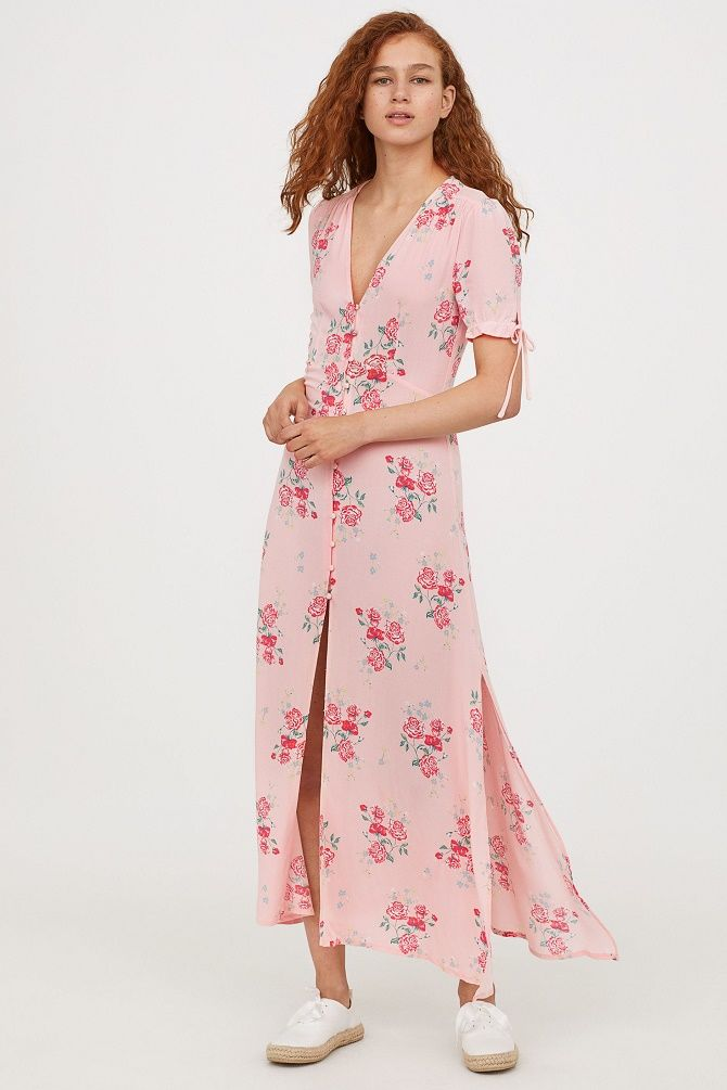 Как носить чайное платье – главный аристократичный тренд лета 4