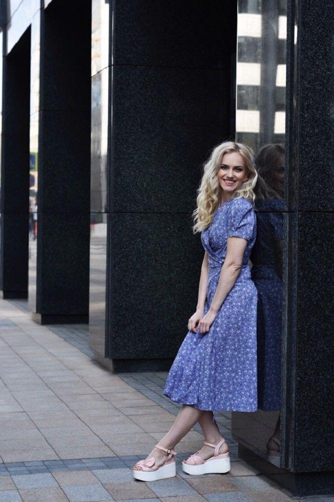 Как носить чайное платье – главный аристократичный тренд лета 6