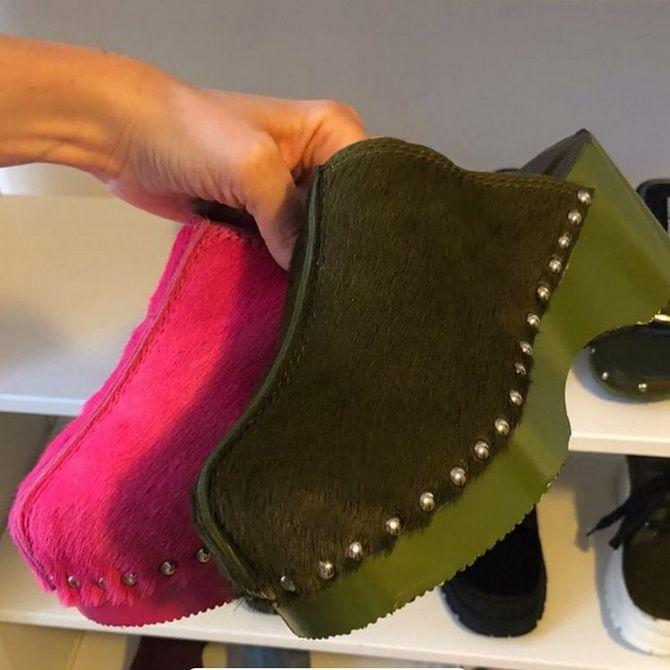 Модні клоги: актуальне взуття на літо 2021 19