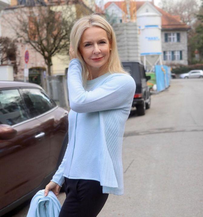 Омолаживающие цвета одежды: оттенки, которые помогут сбросить годы 5