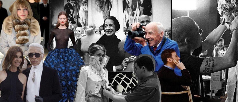 Топ-5 документальных фильмов о моде и самых влиятельных людях из этой сферы