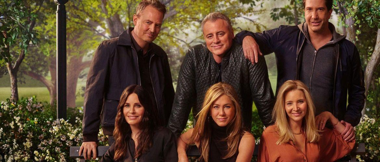 «Друзі» повернулися: як возз'єдналися Рейчел, Моніка, Фібі, Джоуї, Росс і Чендлер?