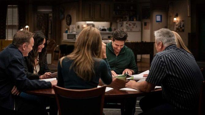 «Друзі» повернулися: як возз'єдналися Рейчел, Моніка, Фібі, Джоуї, Росс і Чендлер? 3