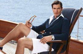 С чем носить мужские шорты — советы для стильного парня