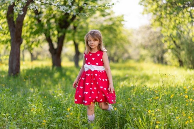 Как выбрать платье для девочки — 4 совета для родителей 1