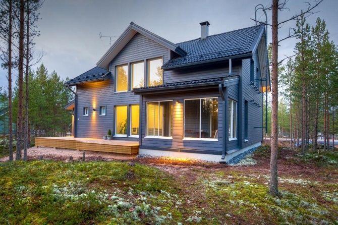 Каркасный дом: особенности и нюансы строительства 1